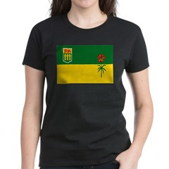 Saskatchewan Flag Tee