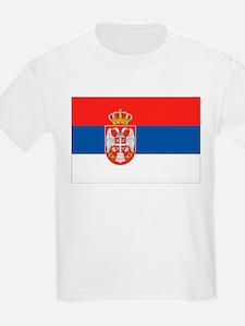 Serbia Flag T-Shirt