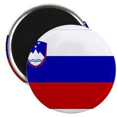 Slovenia Flag 2.25