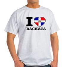 I love Bachata T-Shirt