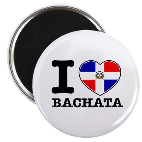 I love Bachata Magnet