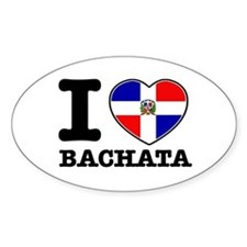 I love Bachata Decal