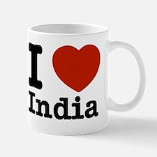 I love India Mug