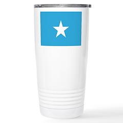 Somalia Flag Travel Mug