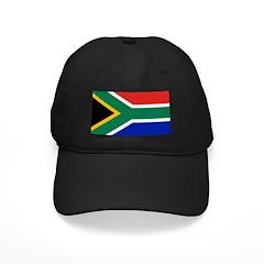 South Africa Flag Baseball Hat