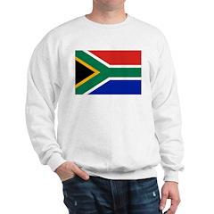 South Africa Flag Sweatshirt