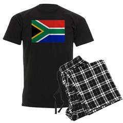 South Africa Flag Pajamas