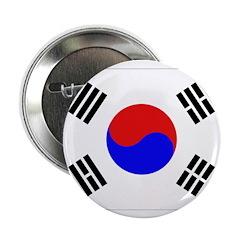South Korea Flag 2.25