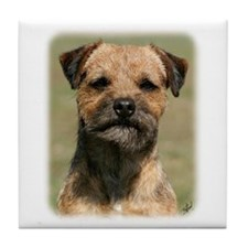Border Terrier 9Y325D-038 Tile Coaster