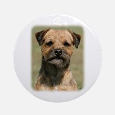 Border Terrier 9Y325D-038 Ornament (Round)