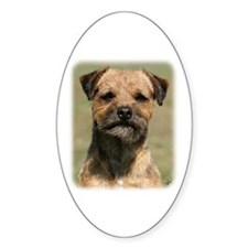 Border Terrier 9Y325D-038 Decal