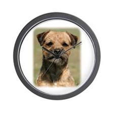 Border Terrier 9Y325D-038 Wall Clock