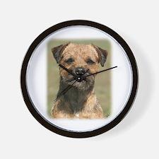 Border Terrier 9Y325D-038 Wall Clock