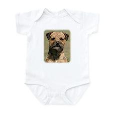 Border Terrier 9Y325D-038 Infant Bodysuit