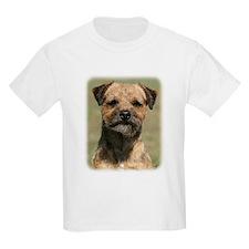 Border Terrier 9Y325D-038 T-Shirt