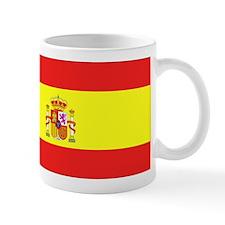 Spain Flag Mug