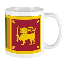 Sri Lanka Flag Mug