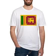 Sri Lanka Flag Shirt