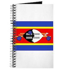 Swaziland Flag Journal