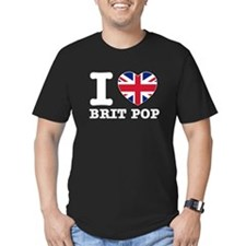 I love Brit Pop T