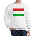 Tajikistan Flag Sweatshirt