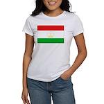 Tajikistan Flag Women's T-Shirt