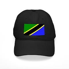 Tanzania Flag Baseball Hat