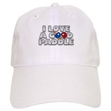 Table Tennis/Ping Pong Paddle Baseball Cap