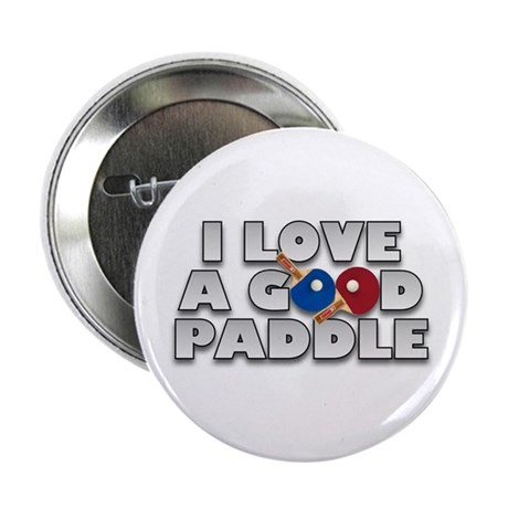 Table Tennis/Ping Pong Paddle Button