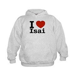 I love Isai Hoodie
