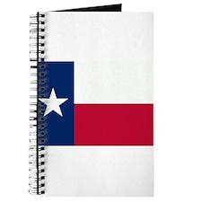 Texas Flag Journal