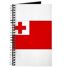 Tonga Flag Journal