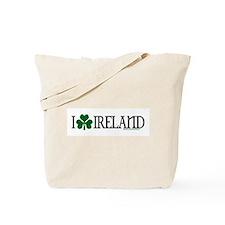 I Shamrock Ireland Tote Bag