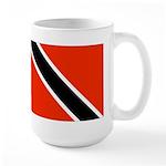 Trinidad and Tobago Flag Large Mug