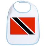 Trinidad and Tobago Flag Bib