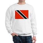 Trinidad and Tobago Flag Sweatshirt
