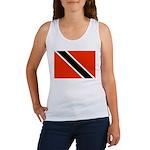 Trinidad and Tobago Flag Women's Tank Top