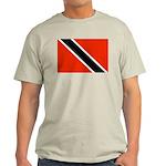 Trinidad and Tobago Flag Light T-Shirt