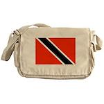 Trinidad and Tobago Flag Messenger Bag