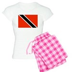 Trinidad and Tobago Flag Women's Light Pajamas