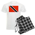 Trinidad and Tobago Flag Men's Light Pajamas