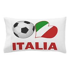 Italian Soccer Fan Pillow Case