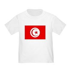 Tunisia Flag T