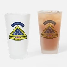 Honor Guard Drinking Glass