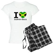 I love Dance Hall pajamas