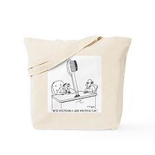 Large Dental Plan Tote Bag
