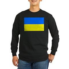 Ukraine Flag T