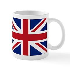 United Kingdom Flag Mug