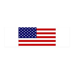 United States Flag 42x14 Wall Peel