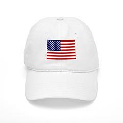 United States Flag Baseball Cap